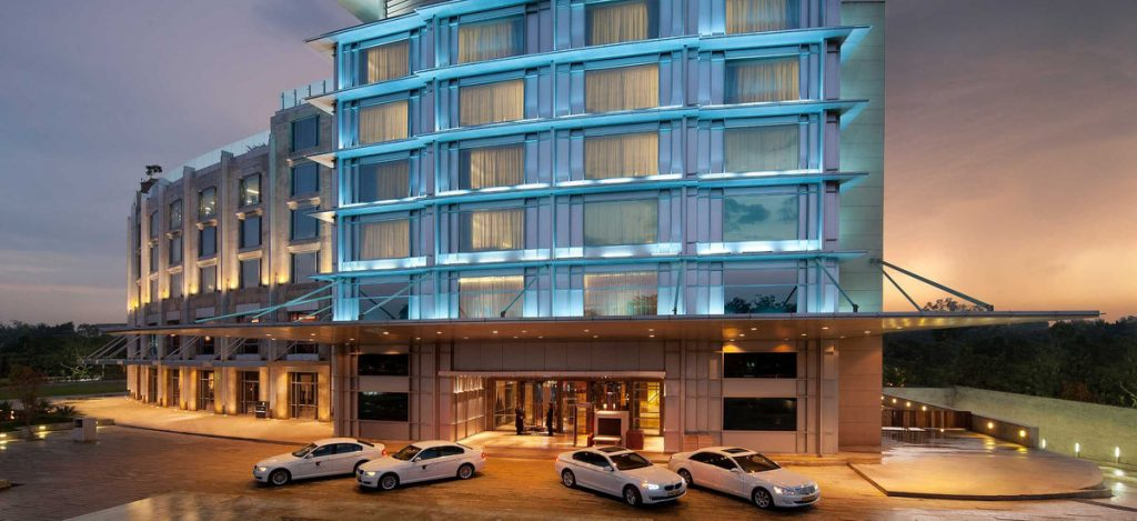 JW Marriot Chandigarh