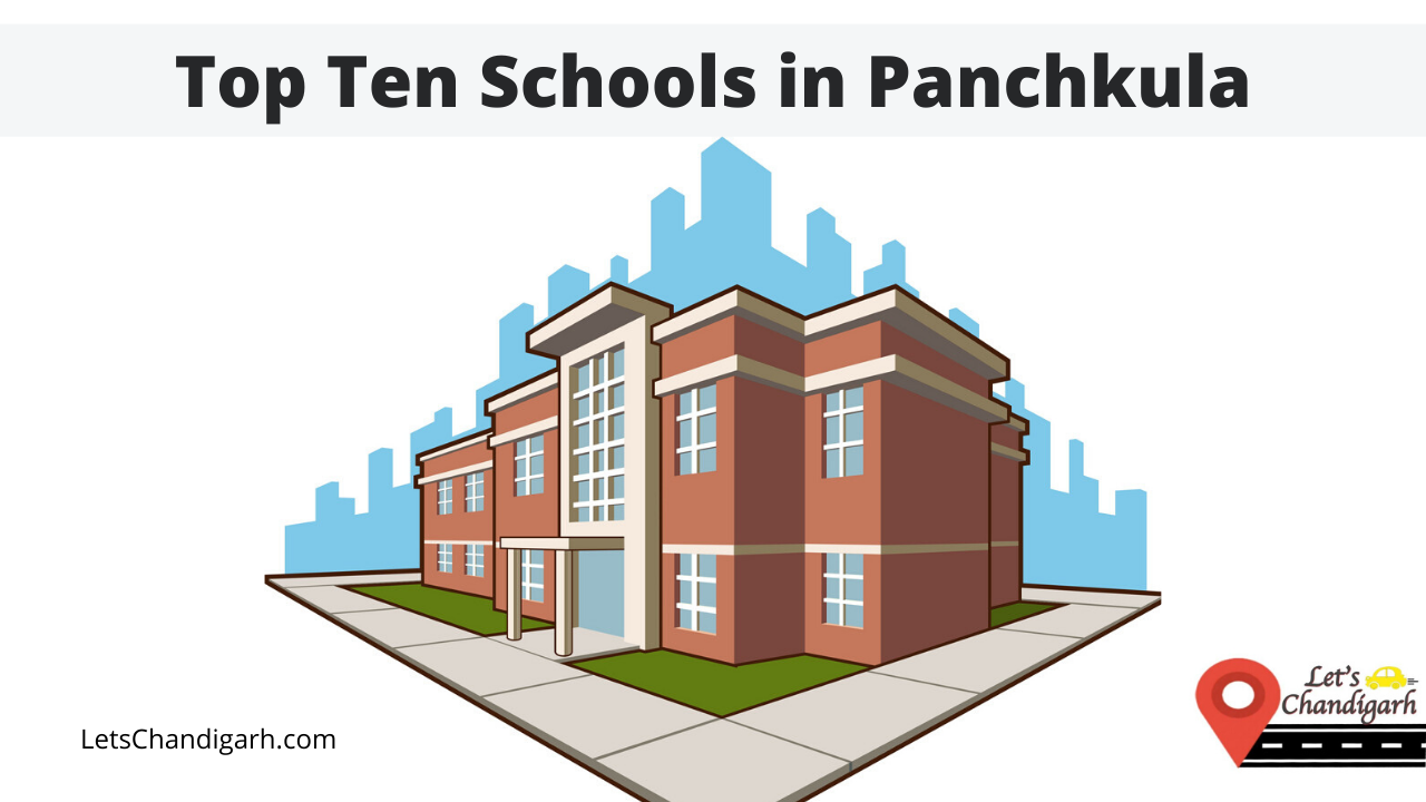 List of Top Ten Schools in Panchkula
